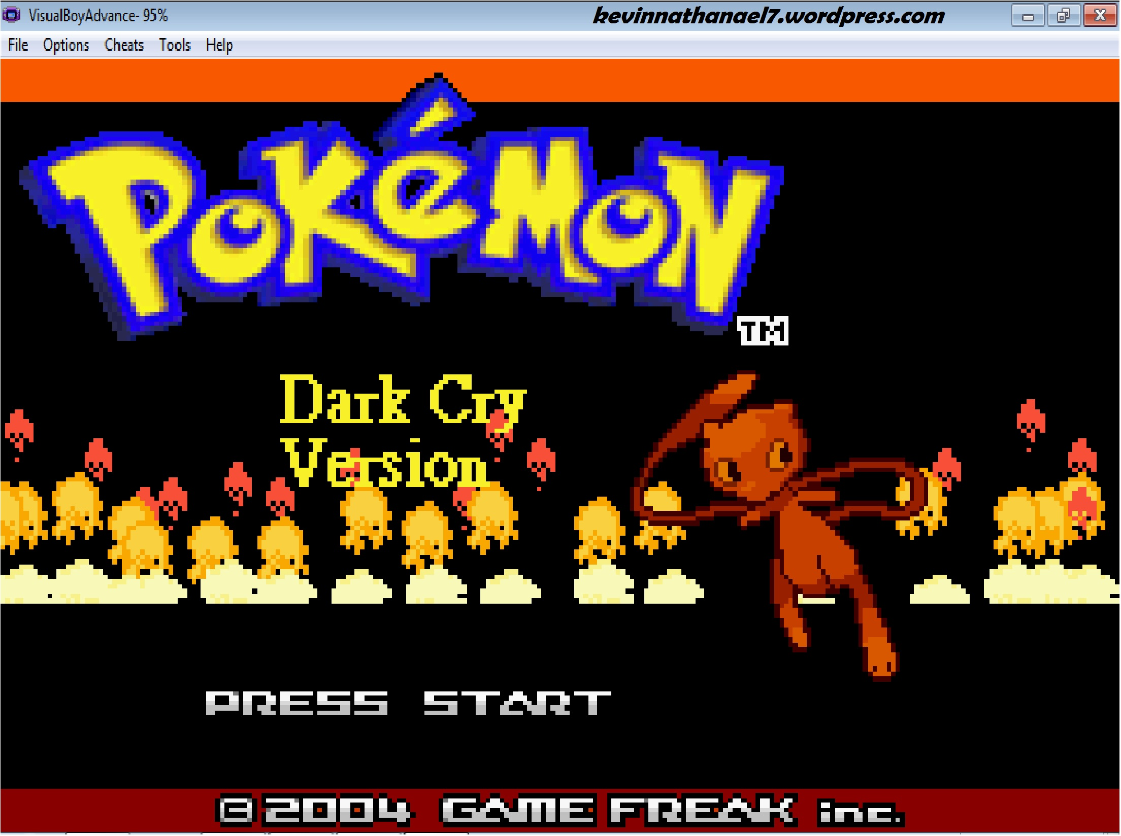 Pokemon Dark Cry Gba Yaitu Pokemon Dark Cry